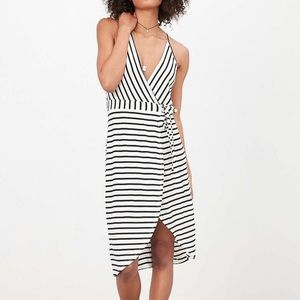 Urban Outfitters Silence and Noise Wrap Dress